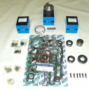 Chrysler / Force 70 Hp Bottom Guided Rebuild Kit - .030 Size Only 100-205-13