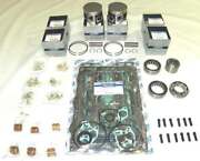 Yamaha 150-225 Hp Platinum Power Head Rebuild Kit - .020 Size 100-275-22p