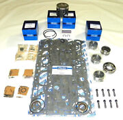 Mercury 100 / 125 Hp 4 Cyltop Guided Rebuild Kit - .040 Size Only - 100-40-24