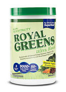 Royal Greens Ultra- Superfood Antioxidant Powder Supplement 30 Servings Free S/h