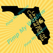 University Of Central Florida Ucf College Car Window Vinyl Decal