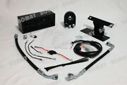 Motocycle Reefer Oil Cooler Fan Cooling System For Harley Touring 2009-2016
