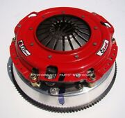 Rxt 1200-hp Twin Disc Clutch W Aluminum Fly 09-10 And 13-19 Challenger Hellcat