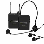 Anleon Mtg-200 Wireless Tour Guide System For Tour Guides Language Translation