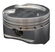 Arias 3.572 9.71 Dish Top Pistons For 96-04 Ford Mustang Cobra 4 Valve 4.6l