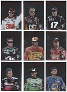 2011 Press Pass Racing Flashback Insert You Pick The Card Finish Your Set