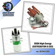 Vw Bus T1 T2 And T25 Water And Air Cooled High Energy Distributor And Matching Coil