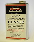 Dural No. 2672-5 Contact Cement Thinner No Ca
