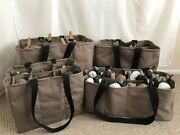 4 Custom Decoy Bags, Duck Hunters Special Teal, Life Size, Duck And Magnum Bags
