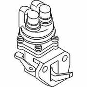Fuel Lift Transfer Pump Compatible With Massey Ferguson 35 To35 1884857m91