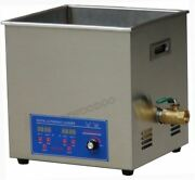 20l Ultrasonic Cleaner 333020 240w High Frequency 120khz For Med Lab Ct