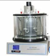 Kinematic Viscometer Syd-265c 20l Bath With Double Shell Structure Cl
