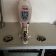Automatic Industrial Sewing Machine Eyelet Button Machine With Table At
