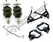 67 68 69 70 Mustang Ridetech Strong Arm And Shockwave Front Suspension Package