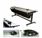 1pc H-80 Foam Board Pvc Trimmer Cutter With Support Stand New Sy