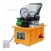 Hydraulic Electric Pump Oil Pressure Pedal With Solenoid Valve Oil Pressure P Wt