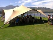 Waterproof Wedding Event Beach Yard Camping Party Patio Bedouin Stretch Tent New