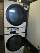 Adc Comm Dryer With Double Load 50lb Each