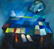 Charles Blackman And039dream Imageand039 Collectable Limited Edition Pigment Print Signed