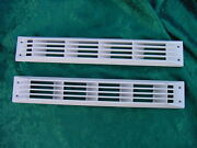 Checkmate Boat Vent Louver Bilge Exhaust New 17.5 Long White And Other Boats Too