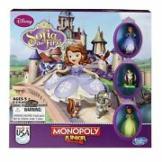 Sofia The First Monopoly Junior Board Game Replacement Parts And Pieces 2014
