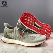 Adidas Ultra Boost Uncaged And039soleboxand039 Ltd - Grey/orange/white - S80338