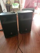 Yamaha Stagepass 500 Pa System Tested System Bundle