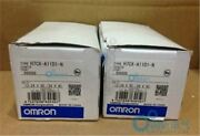 Omron Counter H7cx-a11d1-n 12-24vdc Brand New By