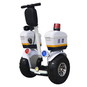 Angelol 2400w/60v Two Wheel 19in. Off Road Electric Self Balance Police Vehicle
