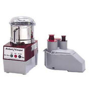 Commercial Dicing Food Processor - 3 Qt. Stainless Steel Bowl