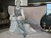 Lladro 1144 Hamlet 1971-1973 Sold Out Limited Edition738/750 Figurine