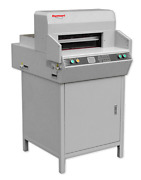 Easy-cut 46 Paper Cutting Guillotine 460mm X 455mm X 45mm Deep - Programmable.