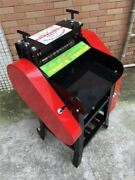 Heavy Duty Chain Wire Stripper Machine Scrap Cable And Copper Recycle Strippi By