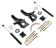 Maxtrac K880463 6.5lift Kit W/ Shocks For 2015-2017 Chevy Colorado And Gmc Canyon