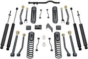 Maxtrac K889745sa 4.5 Coil Lift Kit For 2007-2016 Jeep Wrangler Jk 2wd/4wd