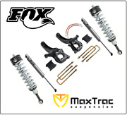 Maxtrac K880463f 6.5 Lift Kit For 2015-2017 Chevy Colorado And Gmc Canyon 2wd