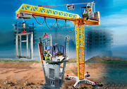 Playmobil 70441 - Rc Crane With Building Section - City Action Construction 2020