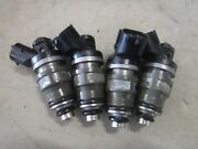 1998 Suzuki Outboard Dt 115 Fuel Injectors All Included 15710-94900