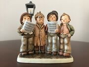 Goebel Century Collection Hummel Harmony In Four Parts 471 Tmk 6 Signed