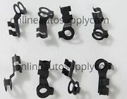 8 Old School Throttle Rod Linkage Clips Ford 1950and039s And Up Trucks/cars