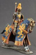 Tin Toy Soldiers Elite Painted 90 Mm Medieval Knight