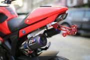 Honda Grom Dual Exhaust 125 For System Msx125 Mount High Motorcycle Black Sf 8