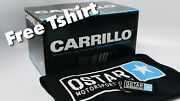 Carrillo Pro-h Connecting Rods For 91-99 Mitsubishi 3000gt Vr-4 3.0l 6g72 Carr