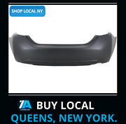 To1100309 New Rear Bumper Cover Lower Replace Fits 14-19 Toyota Corolla Sedan