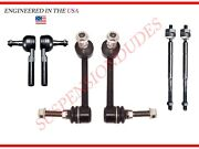 6pc Front Suspension Kit 2005-2015 Toyota Tacoma Pre Runner 2wd