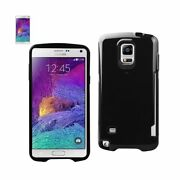 Dual Color Tpu+pc Cover For Samsung Galaxy Note 4 N910v