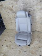 Front Pair Of Left And Right Side Seats Complete Oem Bmw E93 Cream Beige Tan Sport