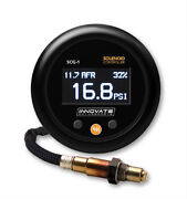 Wideband Air Fuel Ratio Boost Turbo Solenoid Controller And Gauge Innovate Scg-1