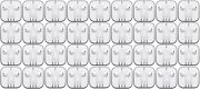 Lot Of 36 Earbuds Earphone Headset With Mic For Apple Iphone 5 Iphone 6/6s Ipod