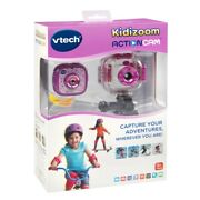 Vtech Kidizoom Actioncam Camera Purple - Brand And Boxed